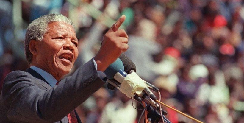 Discours N.Mandela